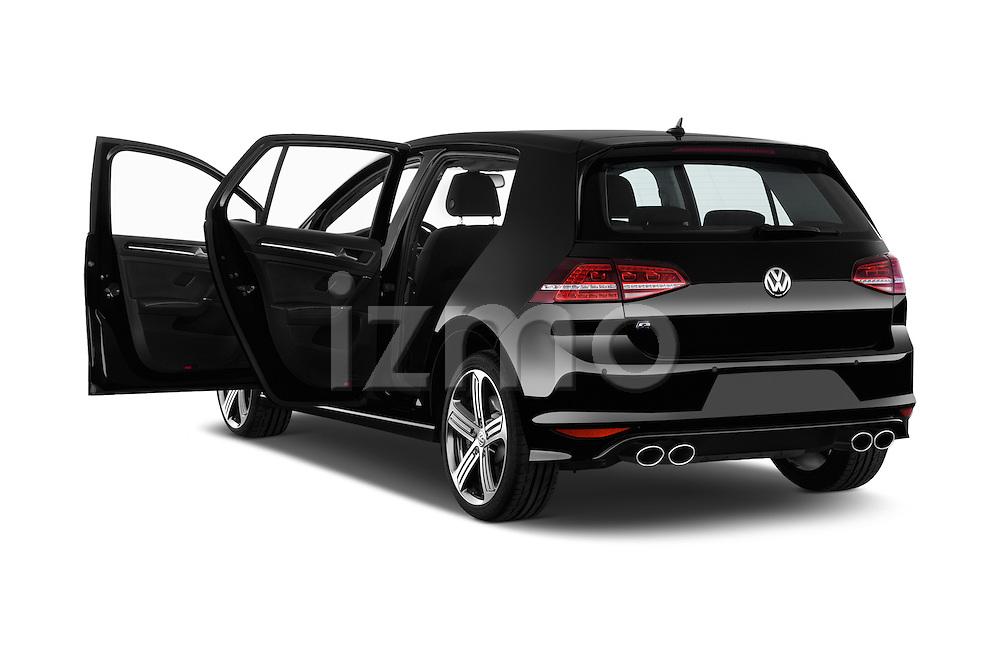 Car images of a 2014 Volkswagen Golf R 5 Door Hatchback 4WD Doors