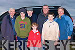 LOOKING: Looking over the Causeway ploughing competition on Sunday on Timmy Leahy's land, Causeway, l-r: John McCarthy (Kanturk), Graham O'Connor, Joe Slattery (Abbeydorney), Micheala Barrett (Causeway), Tom O'Mahony (Abbeydorney), Jamie Barrett (Causeway) and Johnny Stritch (Ballyheigue).....................
