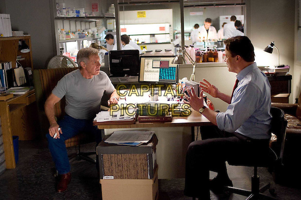 Harrison Ford & Brendan Fraser .in Extraordinary Measures.*Filmstill - Editorial Use Only*.CAP/NFS.Supplied by Capital Pictures.
