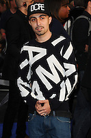"Adam Deacon arriving for the ""X-Men: Days of Future Past"" UK premiere at the Odeon Leicester Square, London. 12/05/2014 Picture by: Steve Vas / Featureflash"