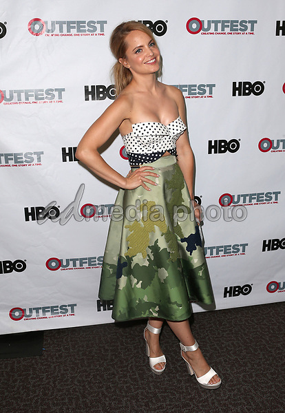 "10 July 2017 - West Hollywood, California - Mena Suvari. ""Becks"" 2017 Outfest Los Angeles LGBT Film Festival Screening. Photo Credit: F. Sadou/AdMedia"