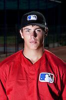 Baseball - MLB European Academy - Tirrenia (Italy) - 20/08/2009 - Matej Sucha (Czech Republic)