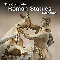 Pictures and Images of Roman Statues and Busts Antiquities & artefacts -