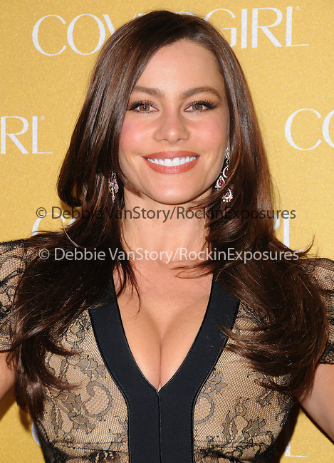 Sofia Vergara at The Covergirl 50th Anniversary Celebration held at BOA in West Hollywood, California on January 05,2011                                                                               © 2010 Hollywood Press Agency