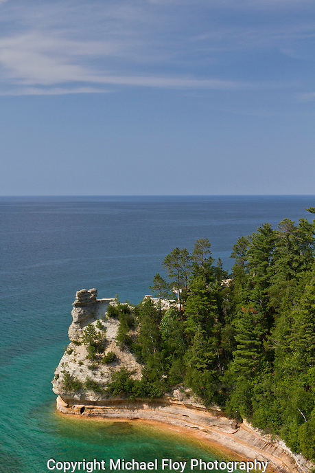 Miners Castle, Pictured Rocks National Lake Shore