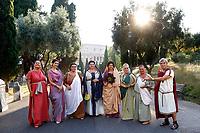 20200721 Gruppo Storico Romano a Colle Oppio
