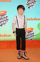 MAR 23 Nickelodeon's 2019 Kids' Choice Awards