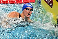 Sarah Sjostrom Sweden, Energy Standard <br /> Women's 50m Freestyle <br /> Napoli 12-10-2019 Piscina Felice Scandone <br /> ISL International Swimming League <br /> Photo Andrea Staccioli/Deepbluemedia/Insidefoto