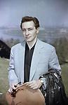 Портрет заслуженного артиста РСФСР Вячеслава Тихонова. г. Москва, 1962–1965 гг. / Portrait of Honored Artist of the RSFSR Vyacheslav Tikhonov. Moscow, 1962-1965.
