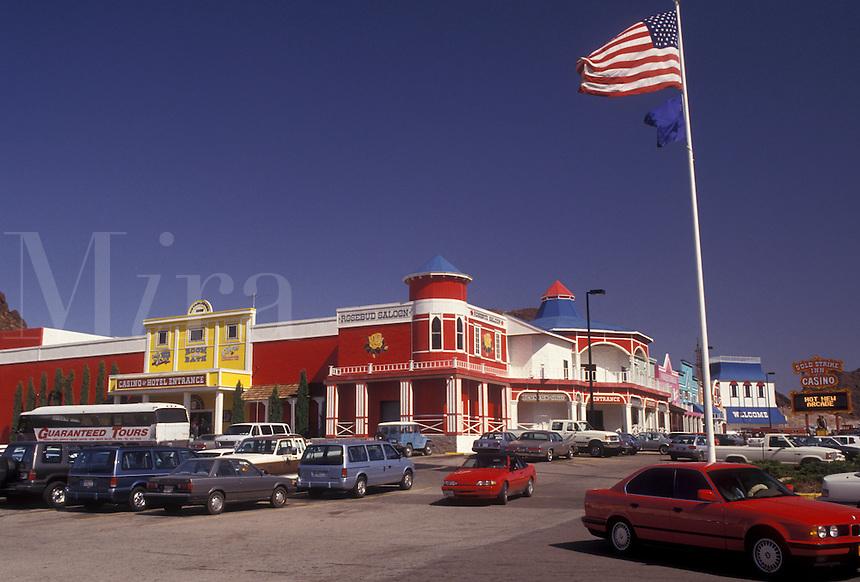 AJ3828, casino, Boulder City, Hoover Dam, Nevada, Casino near Hoover Dam in Boulder City in the state of Nevada.