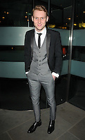 Jamie Borthwick at the Nordoff Robbins Boxing Dinner, London Hilton Park Lane Hotel, Park Lane, London, England, UK, on Monday 24 October 2016. <br /> CAP/CAN<br /> &copy;CAN/Capital Pictures /MediaPunch ***NORTH AND SOUTH AMERICAS ONLY***