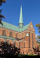 Münster (14.Jh.) in Bad Doberan, Mecklenburg-Vorpommern, Deutschland