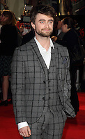 Horns - UK Film Premiere, Odeon West End, Leicester Square, London on October 20th 2014<br /> <br /> Photo by Keith Mayhew