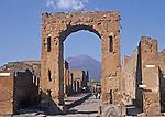 Pompeii, Italy, Mt. Vesuvius