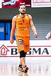 S&ouml;dert&auml;lje 2014-04-26 Basket SM-final S&ouml;dert&auml;lje Kings - Norrk&ouml;ping Dolphins :  <br /> Norrk&ouml;ping Dolphins Edgars Jeromanovs <br /> (Foto: Kenta J&ouml;nsson) Nyckelord:  S&ouml;dert&auml;lje Kings SBBK Norrk&ouml;ping Dolphins SM-final Final T&auml;ljehallen portr&auml;tt portrait