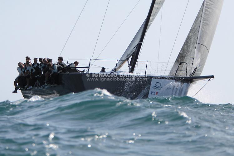 TP52 World Championship, Marina Real Juan Carlos I, Valencia, Spain