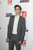 "LOS ANGELES - OCT 14:  Amitai Marmorstein at the ""Killing Gunther"" LA Special Screening at the TCL Chinese 6 Theater on October 14, 2017 in Los Angeles, CA"