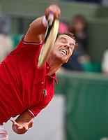 01-06-13, Tennis, France, Paris, Roland Garros,  Richard Gasquet