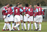 040313 West Ham Utd U17 v Leicester City U17