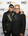 Stanley Steinberg and Ken Fallin attends 2017 Dramatists Guild Foundation Gala reception at Gotham Hall on November 6, 2017 in New York City.