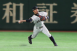 Ryosuke Kikuchi (JPN), <br /> MARCH 15, 2017 - WBC : <br /> 2017 World Baseball Classic <br /> Second Round Pool E Game <br /> between Japan - Israel <br /> at Tokyo Dome in Tokyo, Japan. <br /> (Photo by YUTAKA/AFLO SPORT)