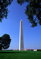 The Washington Monument. Washington, DC.