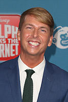 05 November 2018 - Hollywood, California - Jack McBrayer &quot;Ralph Breaks The Internet&quot; Los Angeles Premiere held at El Capitan Theater. <br /> <br /> CAP/ADM/FS<br /> &copy;FS/ADM/Capital Pictures