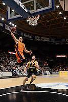 Nedovic vs Tsairelis<br /> Liga Endesa ACB - 2014/15<br /> J15<br /> Valencia Basket vs Iberostar Tenerife