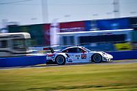 #912 PORSCHE GT TEAM (DEU) PORSCHE 911 RSR GTLM EARL BAMBER (NZL) LAURENS VANTHOOR (BEL) MATHIEU JAMINET (FRA)