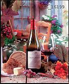 Interlitho, Alberto, STILL LIFES, photos, red wine, bread, cheese(KL16199,#I#) Stilleben, naturaleza muerta
