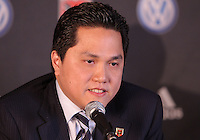 WASHINGTON, DC-JULY 10,2012:  Erick Thohir during a D.C. United ownership press conference at the POV Lounge in the W Hotel, Washington, DC.