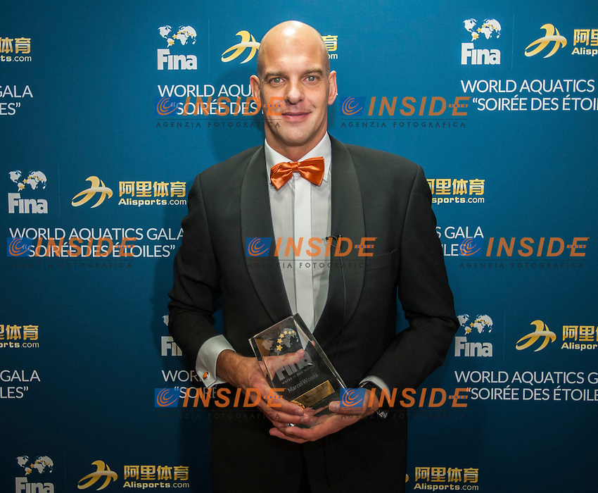 Marcel Wouda<br /> FINA 4th World Aquatics Convention<br /> Athlete of the Year<br /> Windsor  Dec. 4th, 2016<br /> Caesar's Casino - Windsor Ontario Canada CAN <br /> 20161204 Caesar's Casino - Windsor Ontario Canada CAN <br /> Photo &copy; Giorgio Scala/Deepbluemedia/Insidefoto