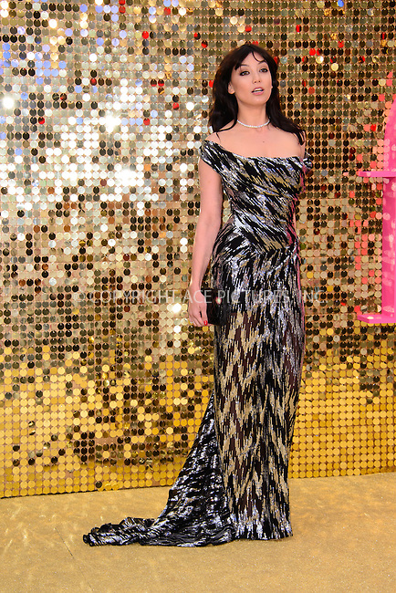 www.acepixs.com<br /> <br /> June 29 2016, London<br /> <br /> Daisy Lowe arriving at the World Premiere of 'Absolutely Fabulous: The Movie' at the Odeon Leicester Square on June 29, 2016 in London, England<br /> <br /> By Line: Famous/ACE Pictures<br /> <br /> <br /> ACE Pictures Inc<br /> Tel: 6467670430<br /> Email: info@acepixs.com<br /> www.acepixs.com