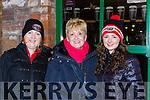 Marian Casey, Diane O'Connor and Erin Blunt enjoying the Glenbeigh/Glencar team homecoming in Glenbeigh on Monday night