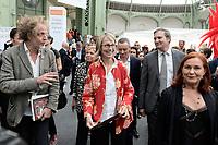 Francoise NYSSEN - VERNISSAGE FIAC PARIS 18/10/2017 - FRANCE
