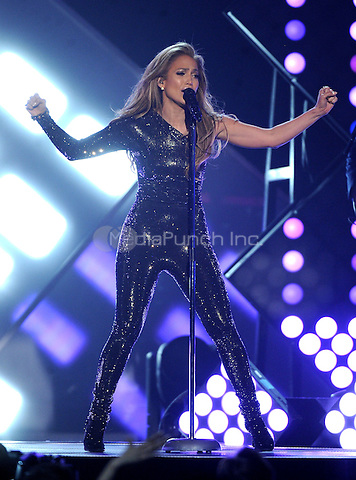 LAS VEGAS, NV - MAY 18: 5 Jennifer Lopez performs on the 2014 Billboard Music Awards at the MGM Grand Garden Arena on Sunday, May 18, 2014 in Las Vegas, Nevada.PGMicelotta/MediaPunch