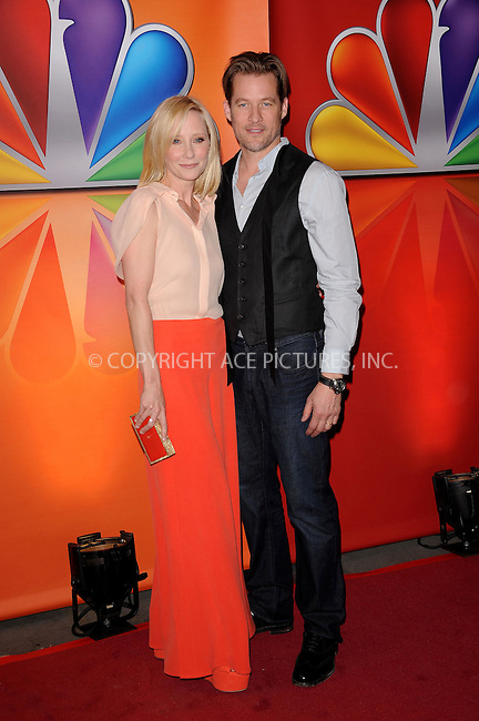 WWW.ACEPIXS.COM . . . . . ....May 14 2012, New York City....Anne Heche and husband James Tupper at NBC's Upfront Presentation at Radio City Music Hall on May 14, 2012 in New York City. ....Please byline: KRISTIN CALLAHAN - ACEPIXS.COM.. . . . . . ..Ace Pictures, Inc:  ..(212) 243-8787 or (646) 679 0430..e-mail: picturedesk@acepixs.com..web: http://www.acepixs.com