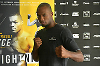Michael 'Venom' Page during a Press Conference at the Park Plaza on 13th June 2018