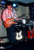 Neal Schon; Journey; 1988; Live; NAMM Show<br /> Photo Credit: Eddie Malluk/Atlas Icons.com