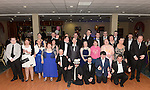 Athletes pictured at th Special Olympics 10th Anniversary Gala Ball in the Boyne Valley hotel. Photo:Colin Bell/pressphotos.ie