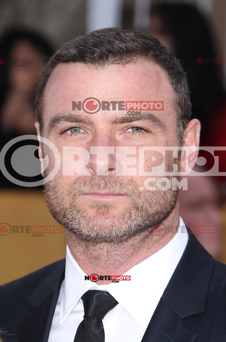 LOS ANGELES, CA - JANUARY 27: Liev Schreiber at The 19th Annual Screen Actors Guild Awards at the Los Angeles Shrine Exposition Center in Los Angeles, California. January 27, 2013. Credit: MediaPunch Inc.