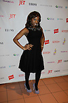 - Color of Beauty Awards on February 4, 2014 at Holy Apostles, New York City, New York. (Photo by Sue Coflin/Max Photos)