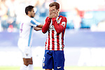 Atletico de Madrid's Antoine Griezmann dejected during La Liga match. April 23,2016. (ALTERPHOTOS/Acero)