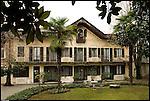 La villa del Meleto, residenza di Guido Gozzano ad Agliè