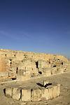 Samaria, archaeological remains on Mount Gerizim