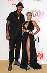 Carmelo Anthony and LaLa Anthony at the Think Like A Man Too Premiere held at The TCL Chinese Theater Los Angeles, CA. June 9, 2014.