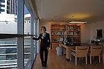 Galia Maor, Bank Leumi CEO, at her office in Tel Aviv, Israel, on Tuesday, Nov. 9, 2010.<br /> Photographer: Ahikam Seri