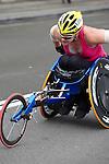 GIO Summer Down Under Series 2012, Oz Day 10K Wheelchair Race.The Rocks, Sydney Jan 26, 2012