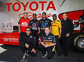 Antron Brown, Doug Kalitta, Cruz Pedregon, Richie Crampton, Antron Brown, Shawn Langdon, J.R. Todd, Del Worsham, pitpass