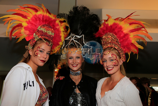 at the samba launch in the dHotel<br /> Picture:  Fran Caffrey www.newsfile.ie